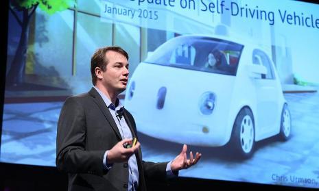 Google's Chris Urmson